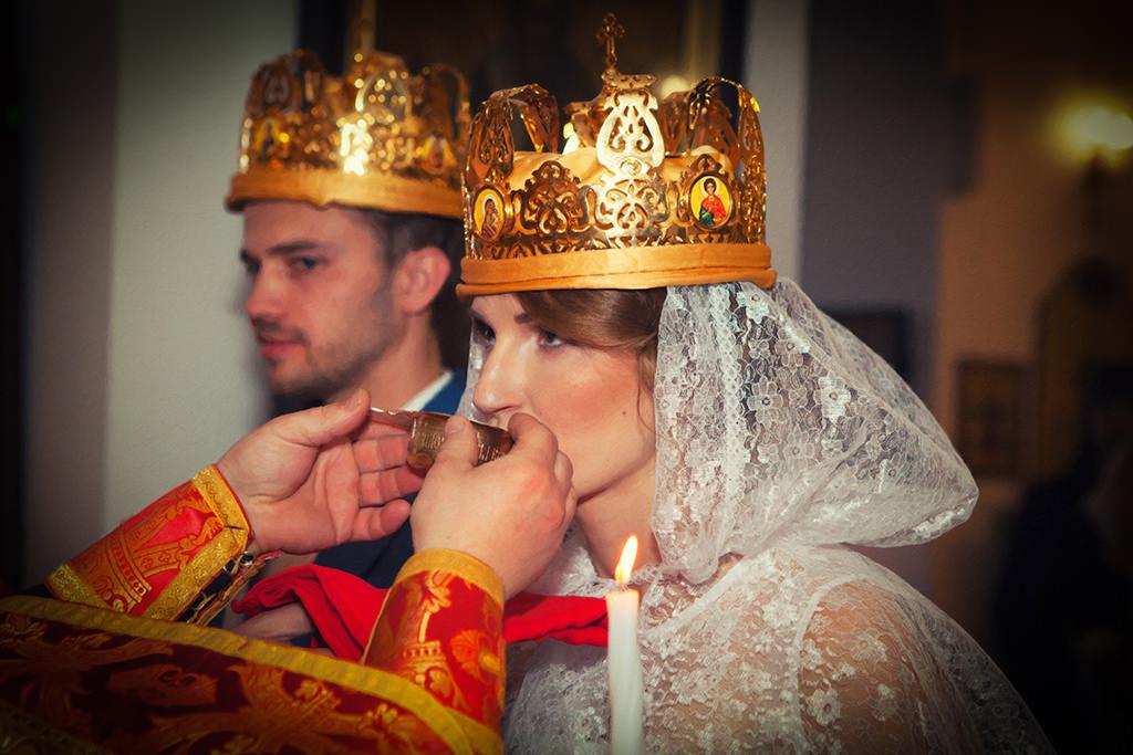 Венчание без регистрации брака