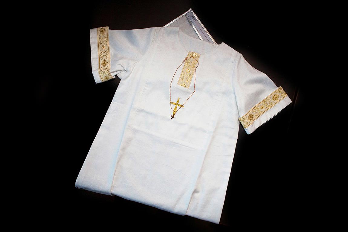 Крестильная одежда