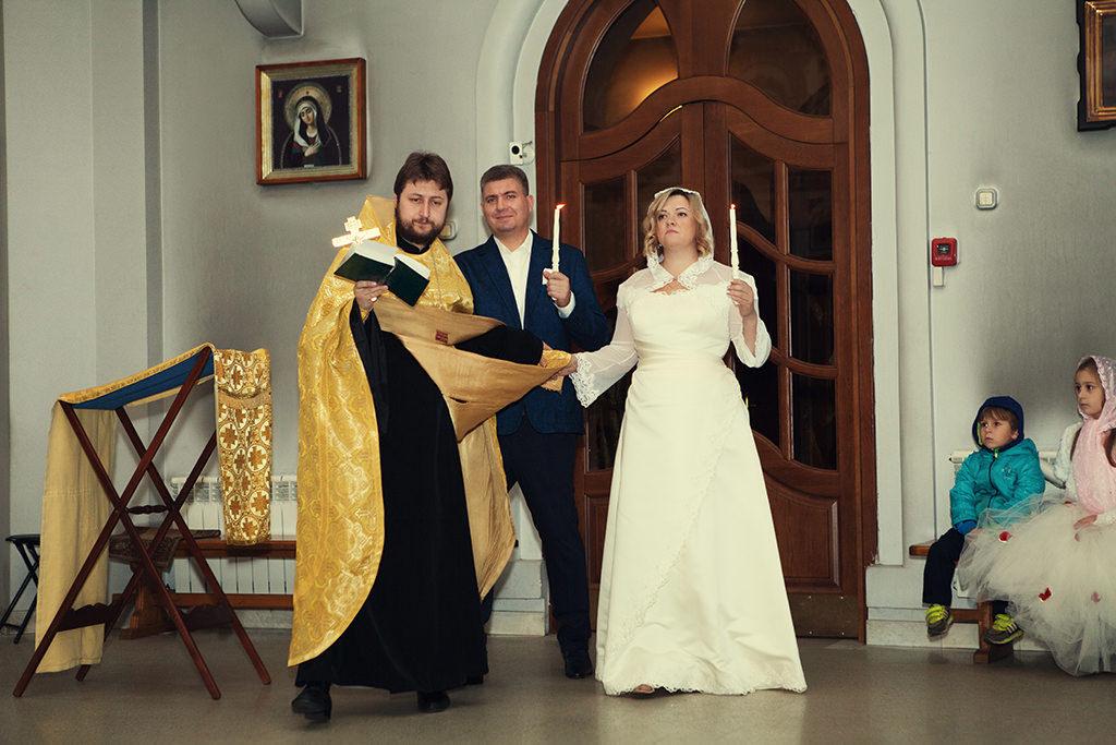 Фотографии Венчания