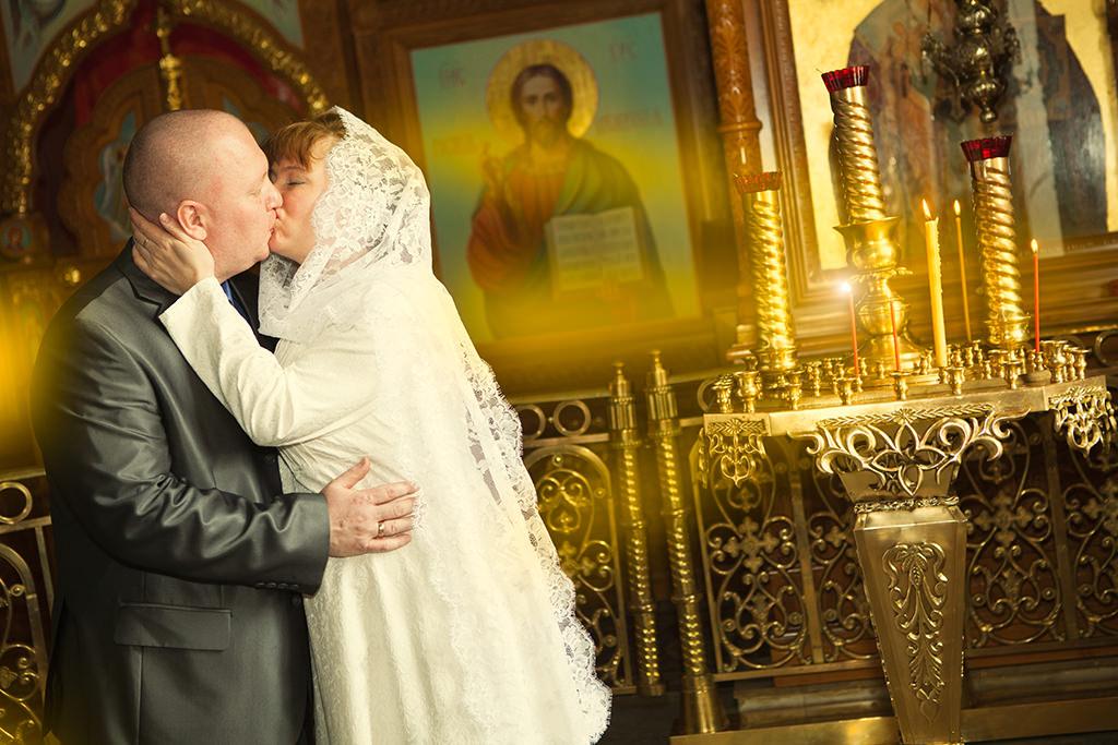 Как происходит венчание в православной церкви
